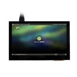 4.3 Inch IPS LCD Kapasitif Dokunmatik Ekran - 800x480 - Thumbnail