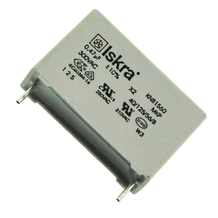 470nF 300VAC 10% Polyester Capacitor 22.5mm