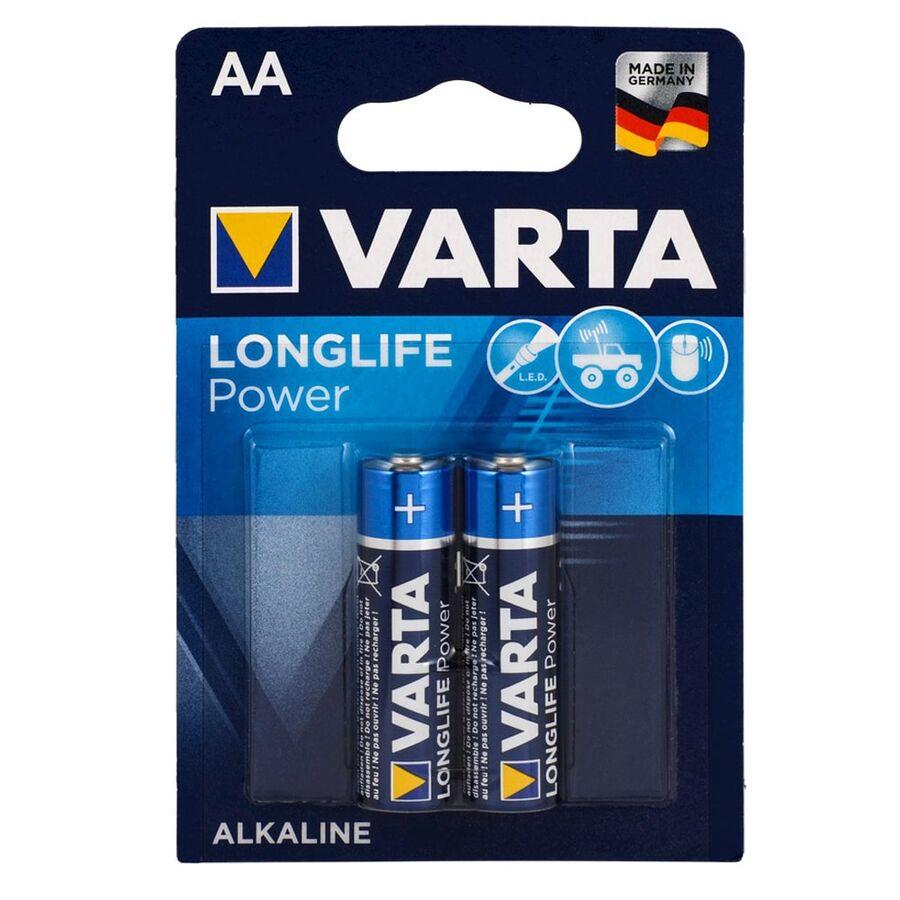 Longlife Power AA Size 2'li Kalem Pil