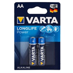 Longlife Power AA Size 2'li Kalem Pil - Thumbnail