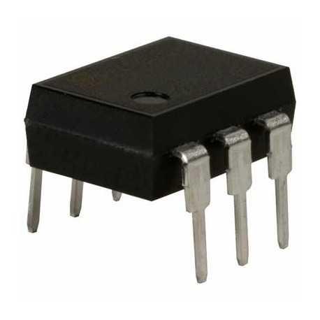 4N27 DIP-6 Transistör Çıkışlı Optokuplör Entegresi