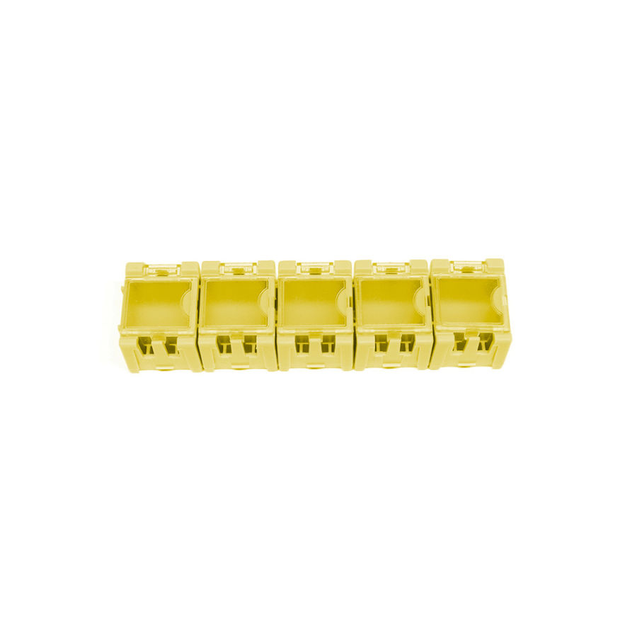 5 Adet SMD Ürün Kutusu - Sarı