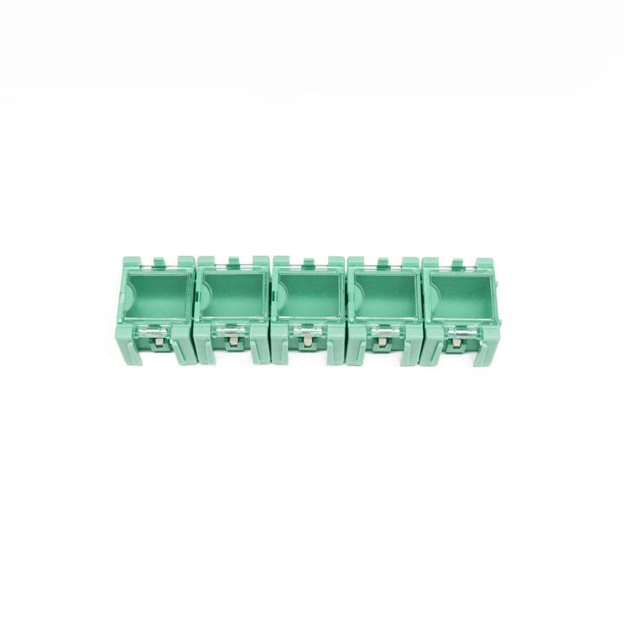 5 Adet SMD Ürün Kutusu - Yeşil