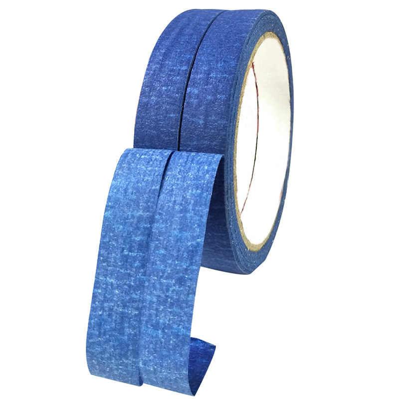 50 mm X 30 M Mavi Bant Ressamlar baskı Maskeleme Aracı Reprap 3D Yazıcı