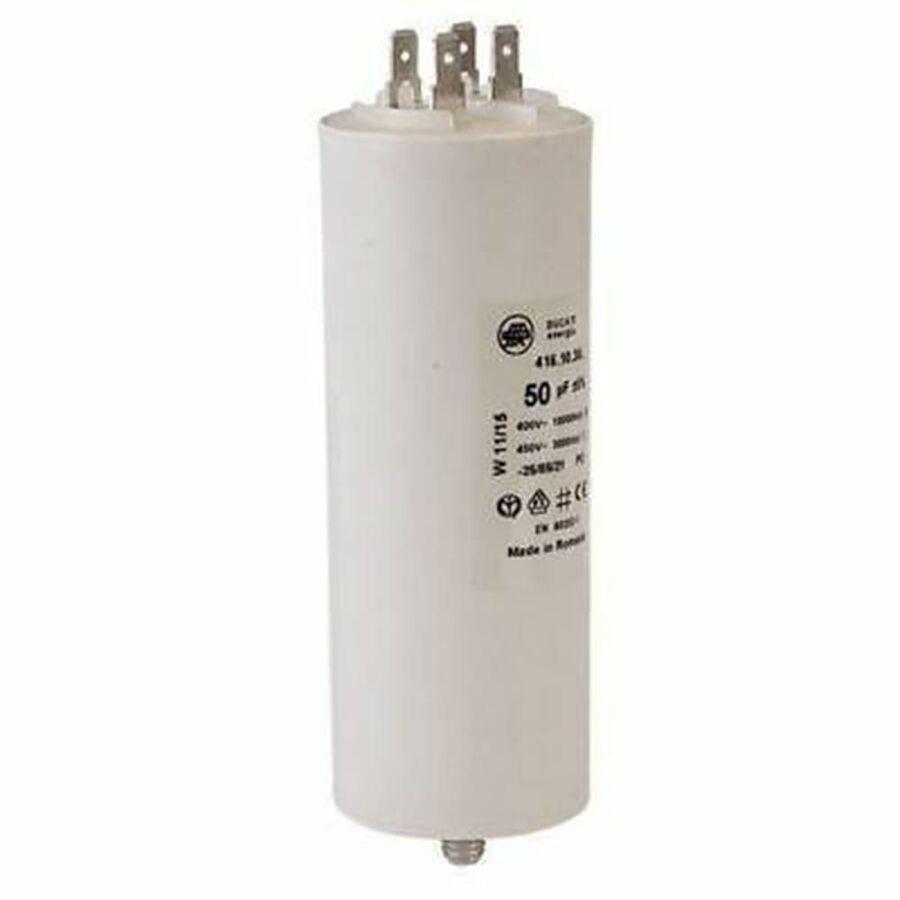 50uF 450Vac 5% Polyester Kondansatör 12mm