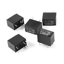 5V Mini Relay (5V 2A) - HK23F-DC5V-SHG
