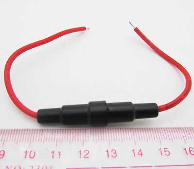5x20 Kablolu Sigorta Yuvası