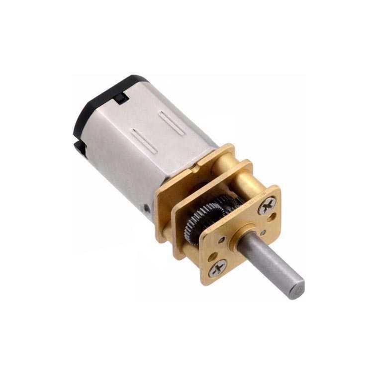 LP 6V 60RPM Mikro Metal Redüktörlü DC Motor (210:1) - Pololu