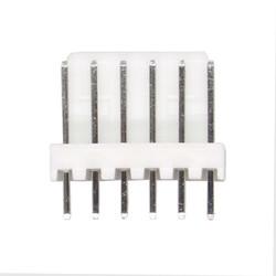6 Pin Tunik Konnektör Erkek 2.54mm 180C - Thumbnail