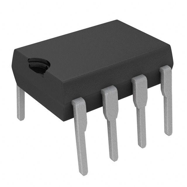 6N136 DIP-8 Transistör Çıkışlı Optokuplör Entegresi