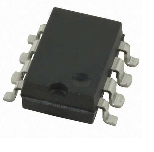 6N136S SMD - Soic8 Transistor Çıkışlı Optokuplör Entegresi