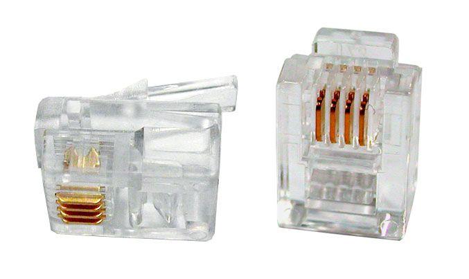 6P4C Erkek Konnektör