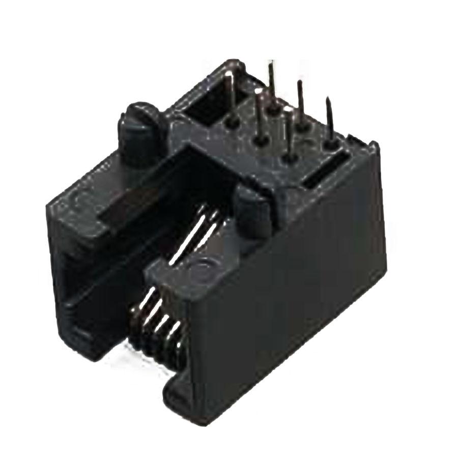 6P6C Plastik Dişi Pcb Konnektör