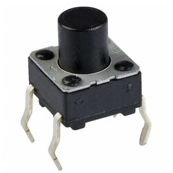6x6 4.5mm Tach Buton (4 Bacak) - Thumbnail