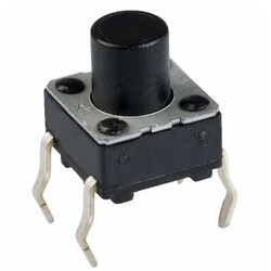 6x6 7mm Tach Buton (4 Bacak) - Thumbnail