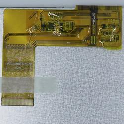 7 INÇ 40 Pin Dokunmatik LCD Ekran Paneli - Kapasitif - Sayısallaştırıcı Sensörlü - Thumbnail