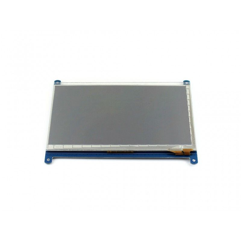 7 Inch Kapasitif Dokunmatik LCD - 1024x600 - WaveShare