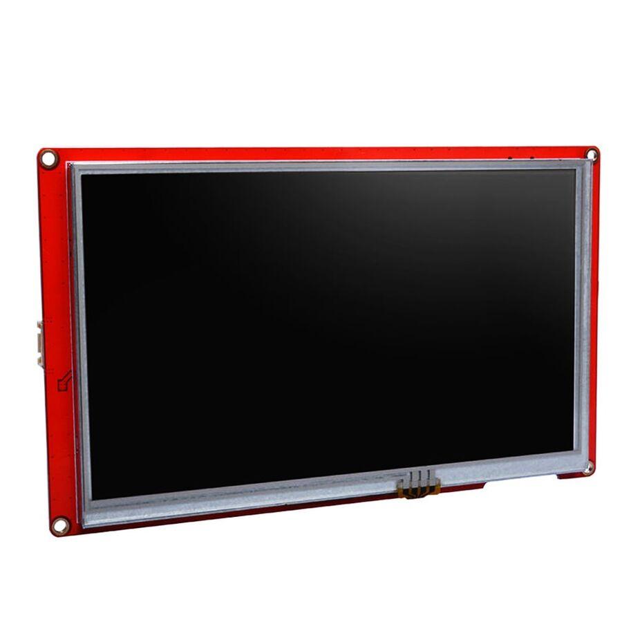 7.0 Inch Nextion HMI Display Rezistif Ekran - Dokunmatik