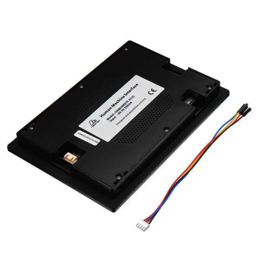 7.0 Inch Nextion HMI Multi-Touch Kapasitif TFT Dokunmatik LCD Ekran 800x480-32MB