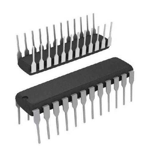 74HC154 DIP-24 Decoder / Demultiplexer Entegresi