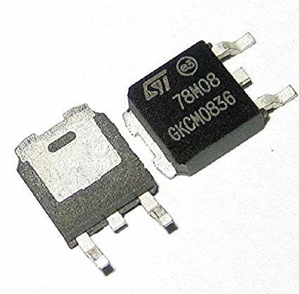 78M24 ST TO-252 DPA SMD Voltaj Regülatörü