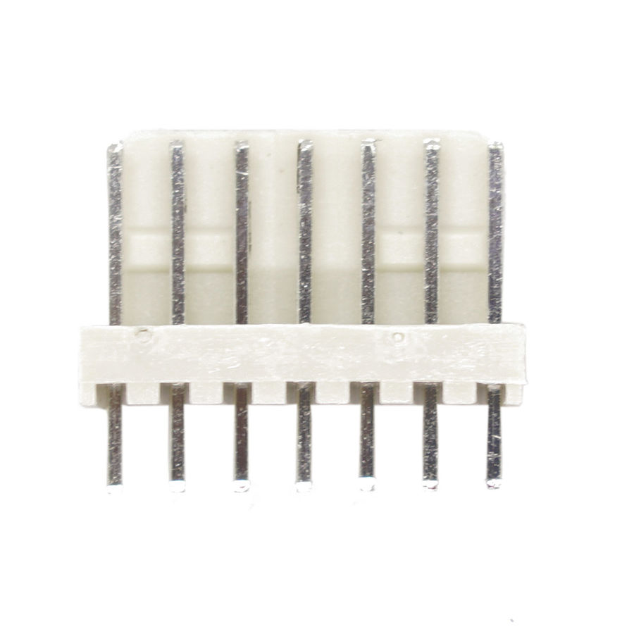 7 Pin Tunik Konnektör Erkek 2.54mm 180C