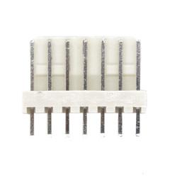 7 Pin Tunik Konnektör Erkek 2.54mm 180C - Thumbnail