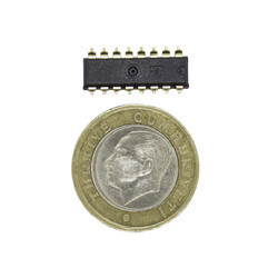 8 Pin - 8'li SMD Switch - Thumbnail