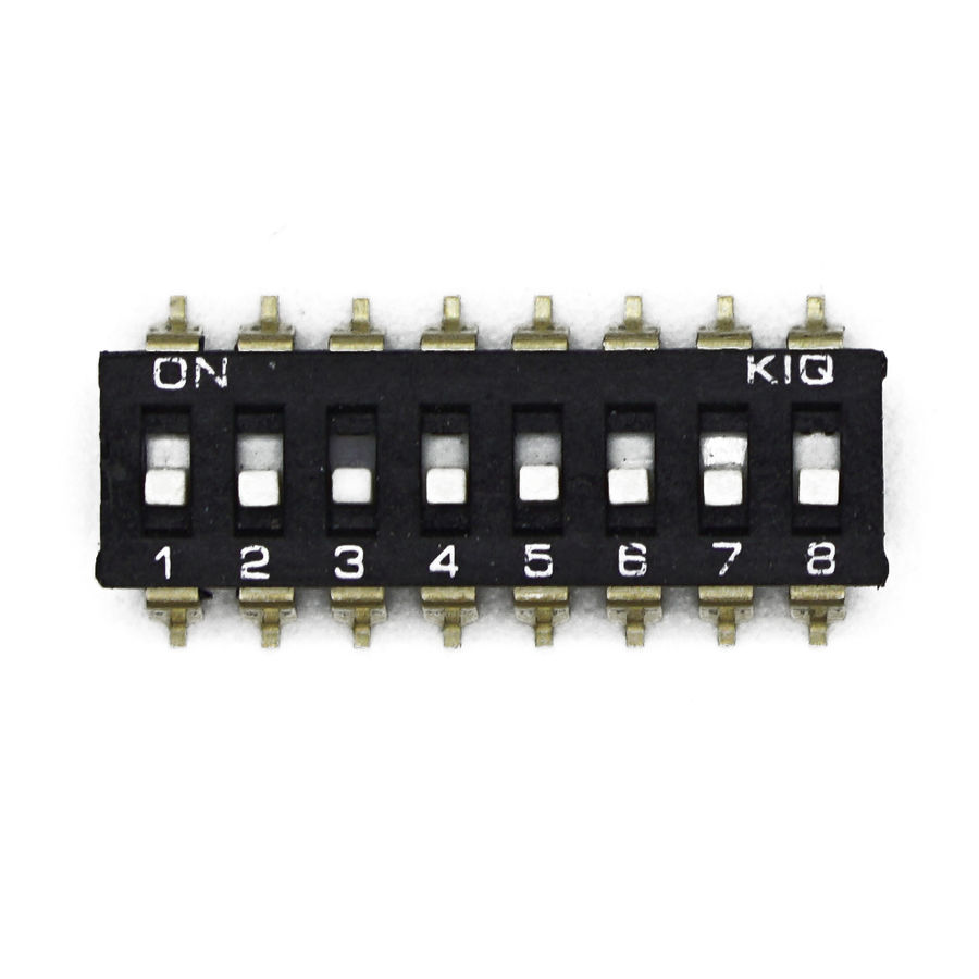 8 Pin Smd Switch