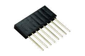 8 Pin Dişi Header - 11 mm