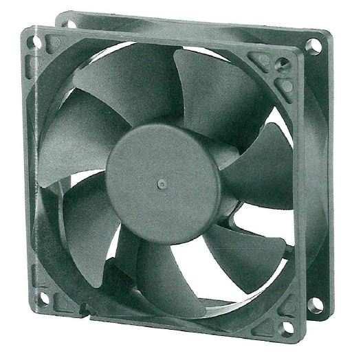 24v 80x80x25MM 0.13A 3.12W 3200rpm Fan