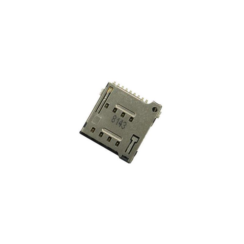 8+2 Pin Sim Kart Yuvası - 115Q