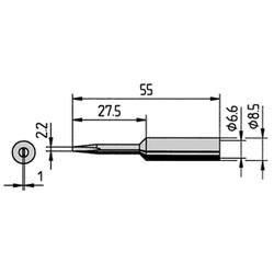 832KD Havya Ucu 8.5mm - Thumbnail