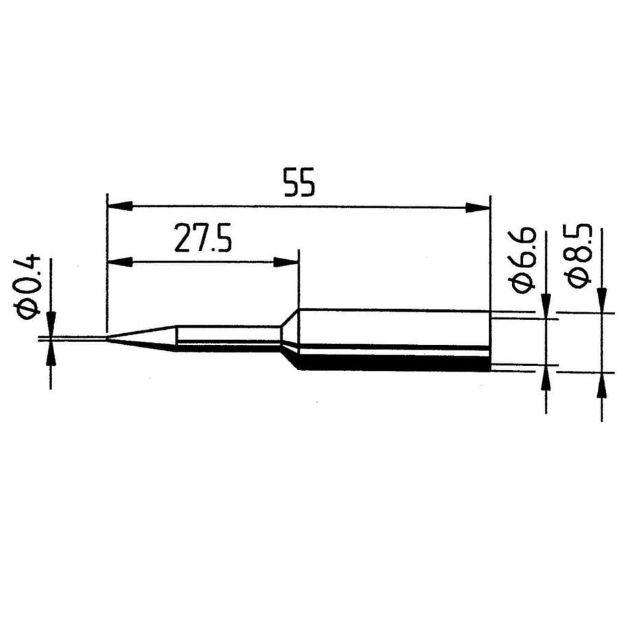 832UD Havya Ucu 8.5mm