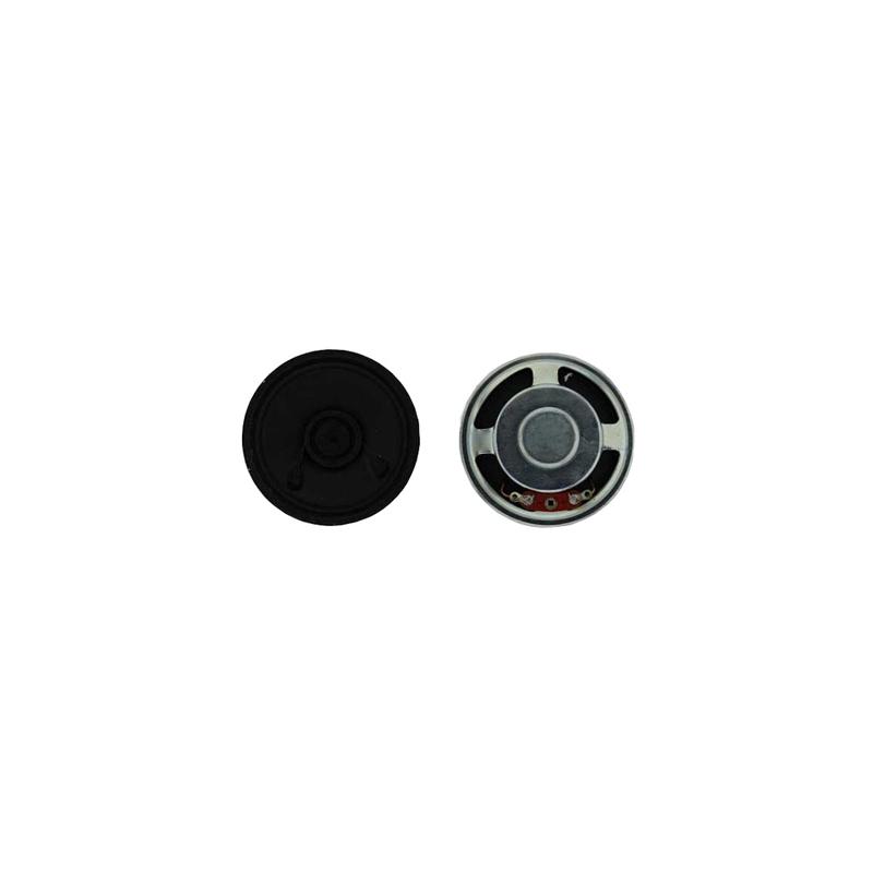 8R 0.5W 87dB 50x10.6mm Hoparlör