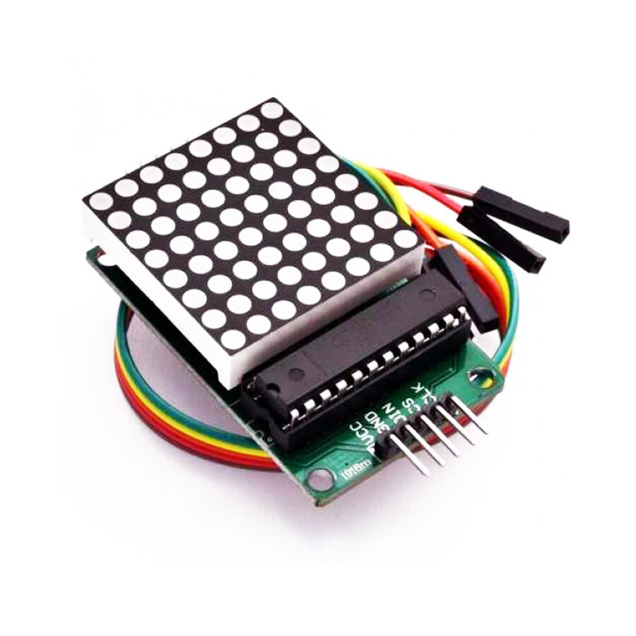 8x8 Dot Matrix Arduino Shield