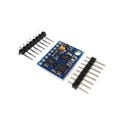 9 Eksenli IMU Sensörü Modülü (ITG3200 + ITG3205 + ADXL345 + HMC5883L) - HW-579 - Thumbnail