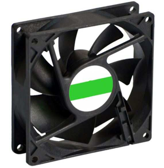 24v 92x92x25MM 0.14A 3.36W 3500rpm Fan