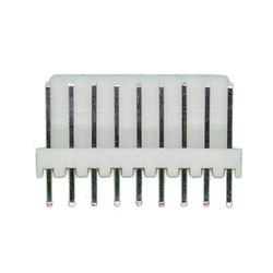 9 Pin Tunik Konnektör Erkek 2.54mm 180C - Thumbnail