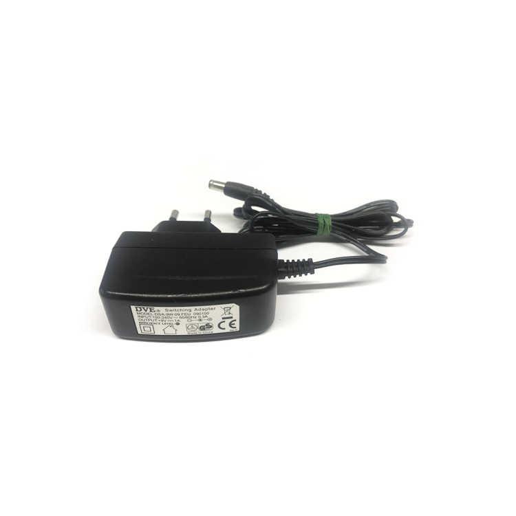 9V 1A Adaptör - Priz Tipi