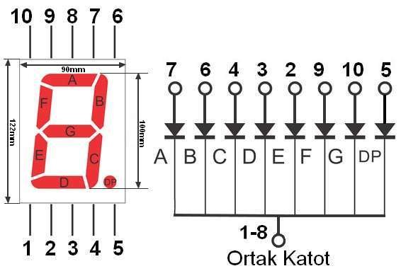 7-segment-display-ekran-pinout
