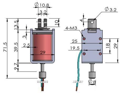 12V DC Solenoid