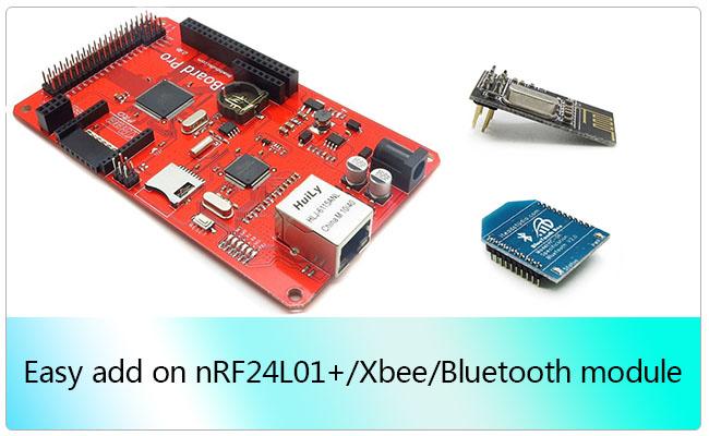 iBoard Pro Arduino Uyumlu Ev Otomasyon ve Robot Kontrol Kartı 03
