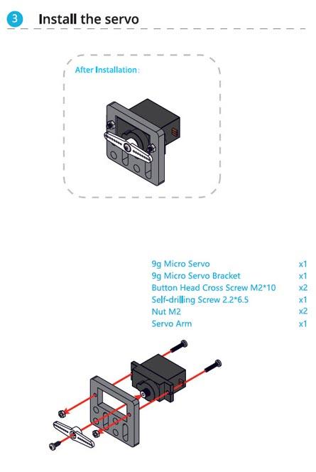 mBot Servo Paketi Kurulumu Nasıl Yapılır? - 004