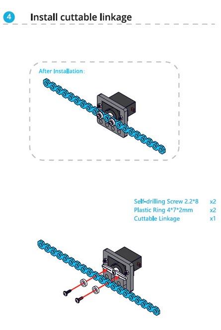 mBot Servo Paketi Kurulumu Nasıl Yapılır? - 005