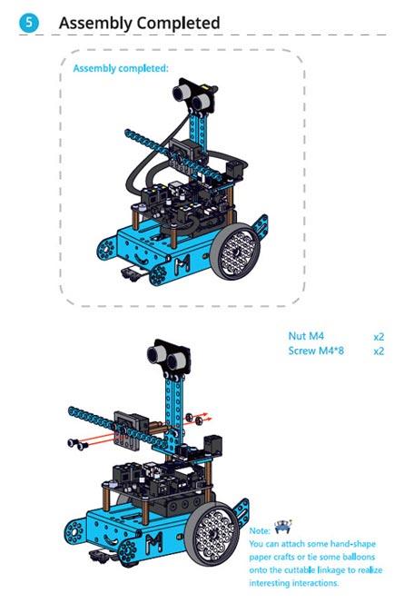 mBot Servo Paketi Kurulumu Nasıl Yapılır? - 006