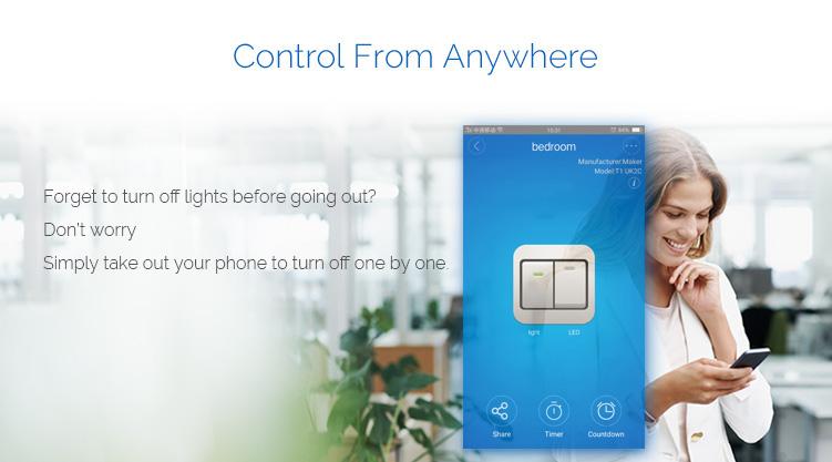 cep telefonu ile lamba kontrolü - 03