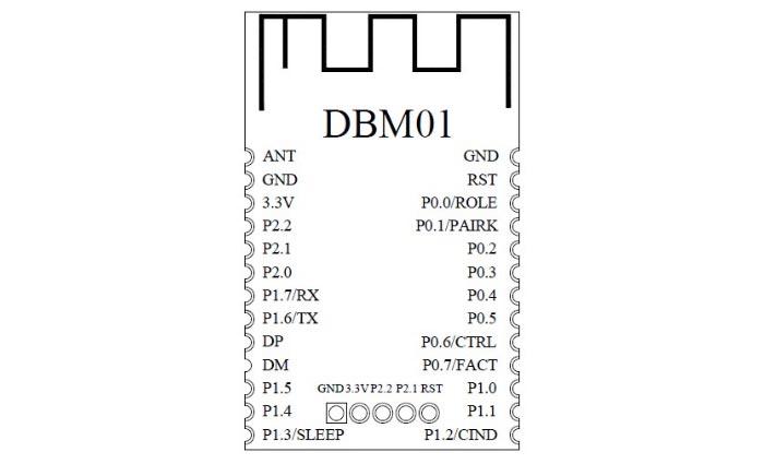 Bluetooth-4-0-BLE-Modul-DBM01-S-1