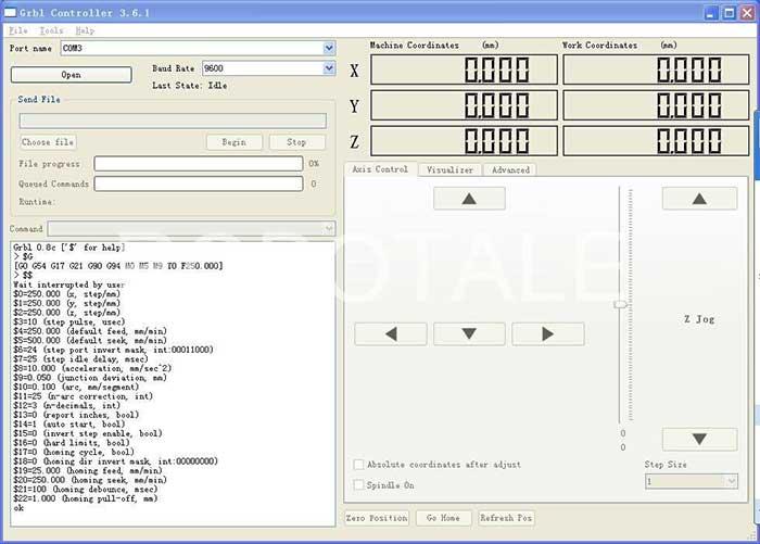 Arduino Nano CNC Shield Kiti Sürücü Kartı 01