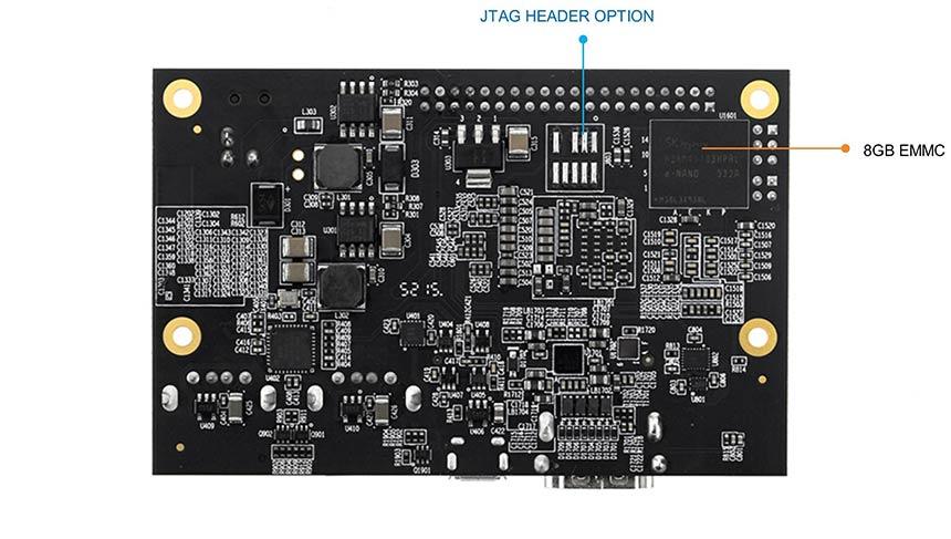 HiKey LeMaker 96Boards Kirin 620 SoC ARM Geliştirme Kartı 02